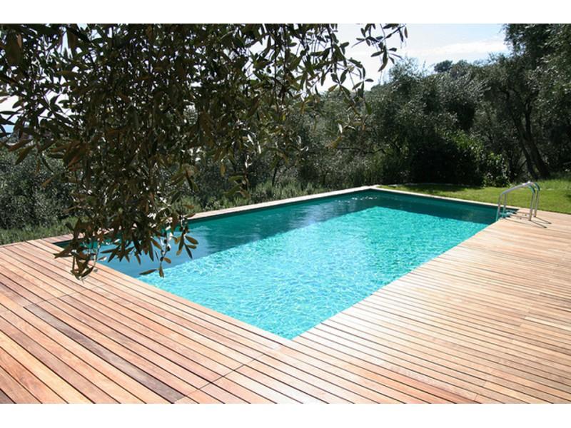 Piscine dolce vita gold enterr e ou semi enterr e piscine laghetto for Piscine 3x6 prix