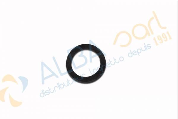 Joint pour raccords de tuyaux annelés bleus