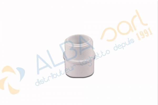 Raccord pour pompe ou filtre