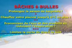 Bâches à bulles pour Piscine Laghetto Classic