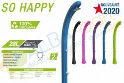 Douche solaire PVC HAPPY
