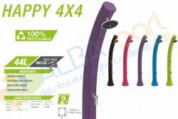 Douche solaire PVC HAPPY 4X4