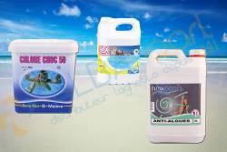 Pack de produits courants