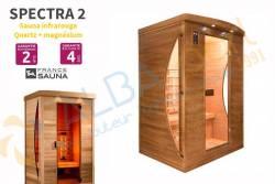 Sauna SPECTRA 2