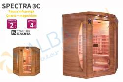 Sauna SPECTRA 3c