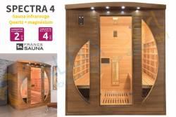 Sauna SPECTRA 4