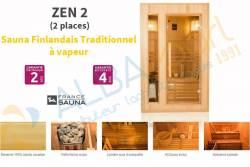 Sauna ZEN 2 (2 places)