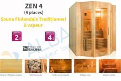 Sauna ZEN 4 (4 places)