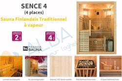Sauna SENCE 4 (4 places)