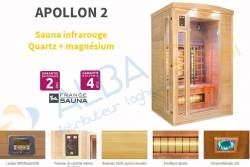 Sauna APOLLON 2 (2 places)