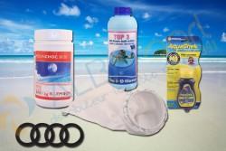 Pack de remise en service - filtre tissus
