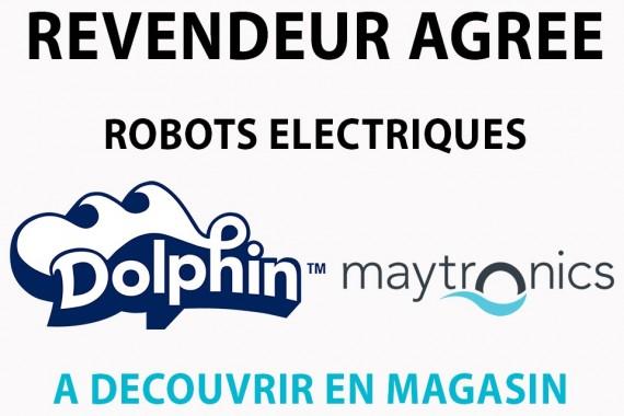 Robot lectrique dolphin zenit de maytronics piscine for Prix piscine laghetto