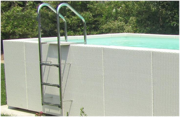 Dolce vita diva cr par piscine laghetto for Aspirateur piscine 10m3