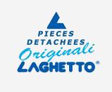 Pièces détachées originales Laghetto