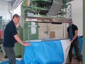 Usine de fabrication Laghetto Italie