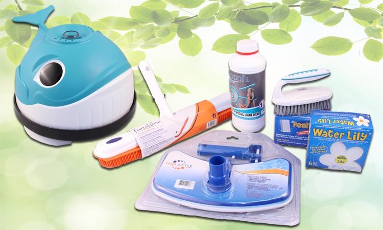 Comment nettoyer votre piscine laghetto - Comment nettoyer un filtre de piscine ...
